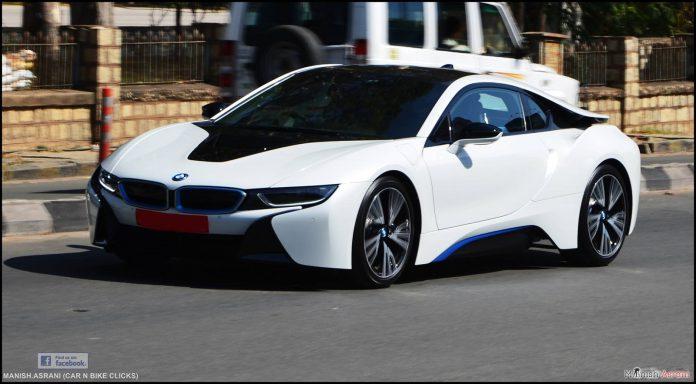 BMW i8 Bangalore