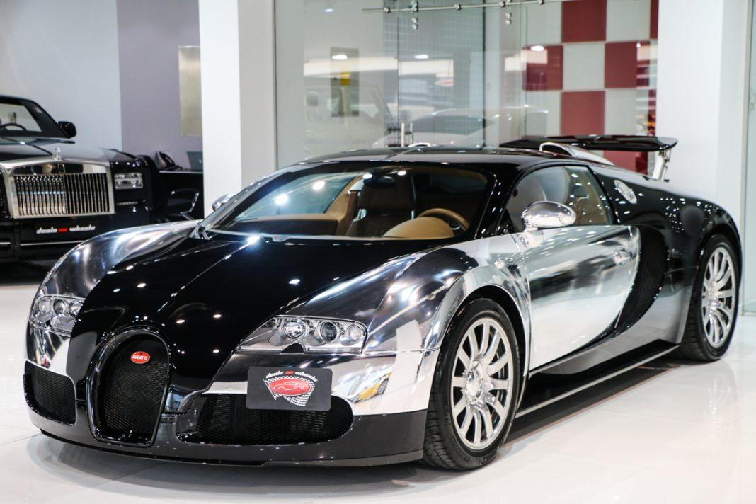Bugatti Veyron for sale in Dubai