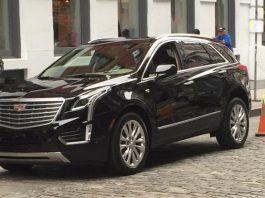 Cadillac XT5 not getting V-series model