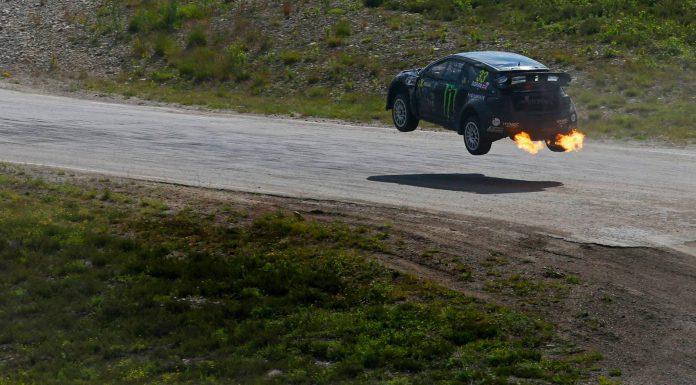 FIA Rallycross Canada RX