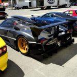 Pagani Zonda Revolucion at Monterey Car Week 2015