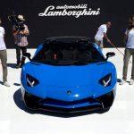 Lamborghini Aventador SV Roadster Pebble Beach 2015