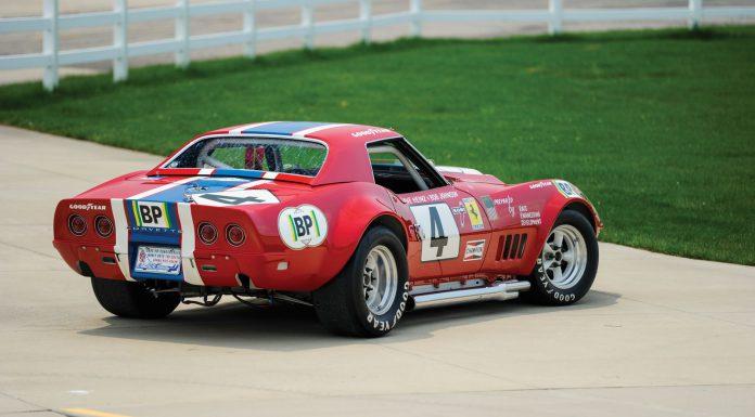 Chevrolet Corvette L88 REDN2ART