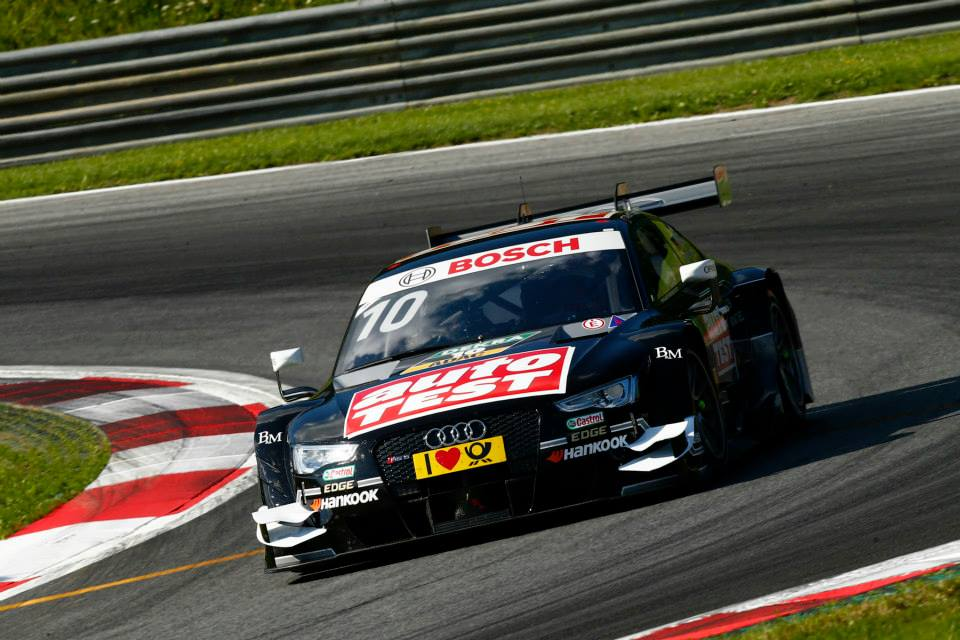DTM: Audi Extends Championship Lead After Flawless Spielberg Victory!