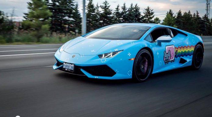 "More Photos of Deadmau5's New ""Purracan"" Lamborghini"