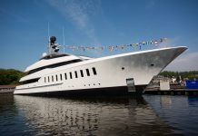 Feadship Halo Superyacht
