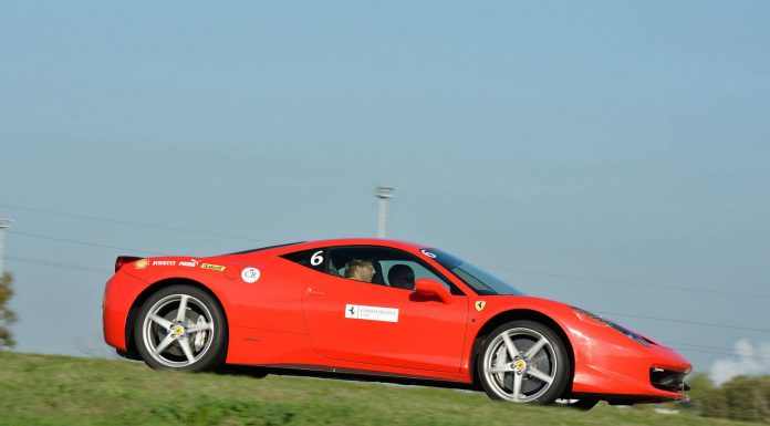 Ferrari 458 Italia at Fiorano