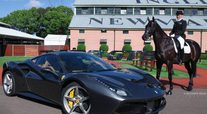 Ferrari 488 GTB Launched in Australia