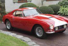 Ferrari 250 GT Competizione Alloy Berlinetta