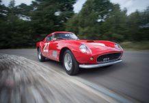 Ferrari 250 GT Berlinetta Competizione Tour de France Scaglietti auction