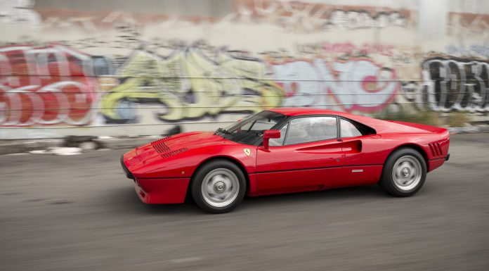 Ferrari 288 GTO auction