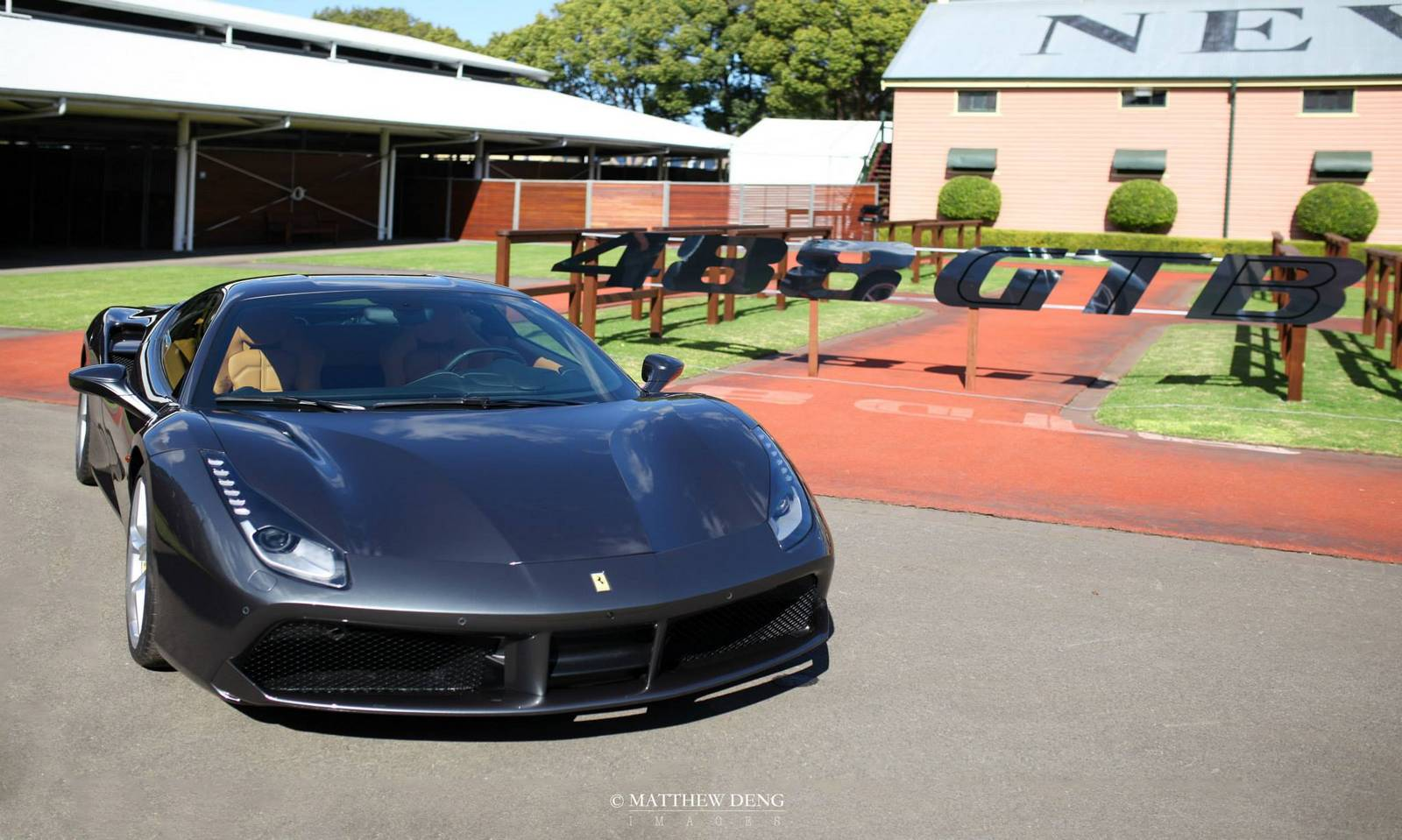 Ferrari 488 Gtb Launched In Australia Gtspirit