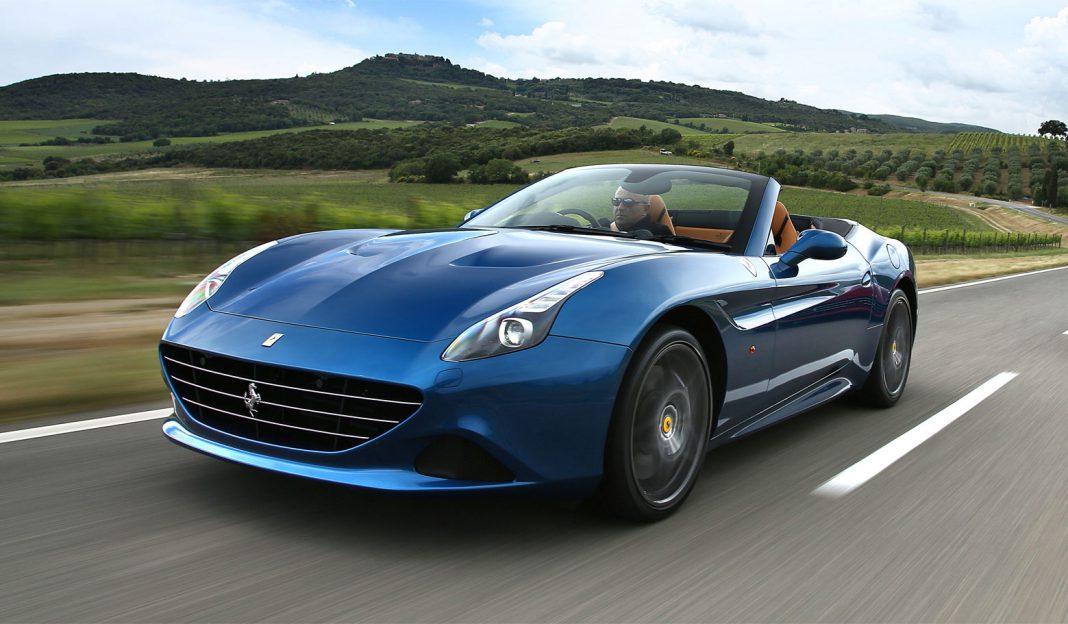 Next-gen Ferrari California getting aggressive design