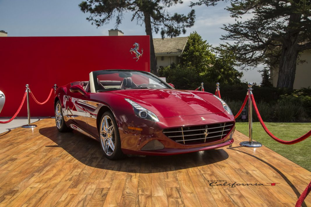 Ferrari California T Tailor Made front