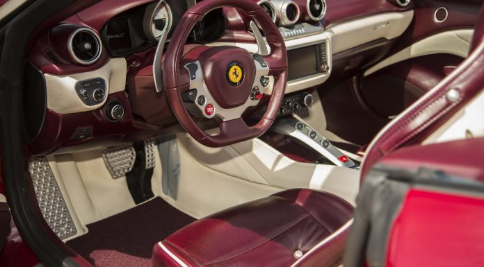 Ferrari California T Tailor Made interior