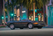 Ferrari Daytona Spider auction