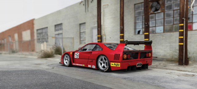 Ferrari F40 LM auction1