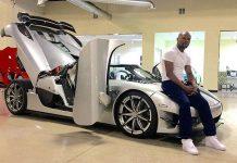 Floyd Mayweather buys Koenigsegg CCXR Trevita