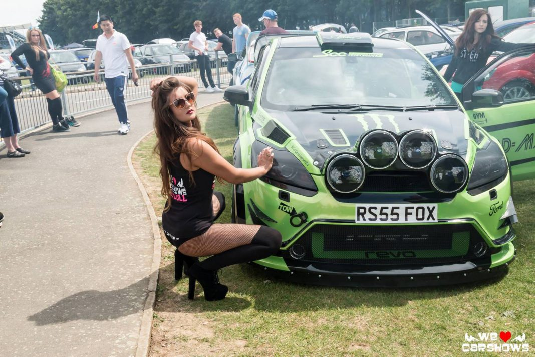Girls Ford Fair 2015