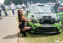 Girls Ford Fair 2015
