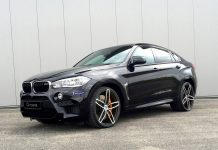 Official: G-Power BMW X6 M with 650hp