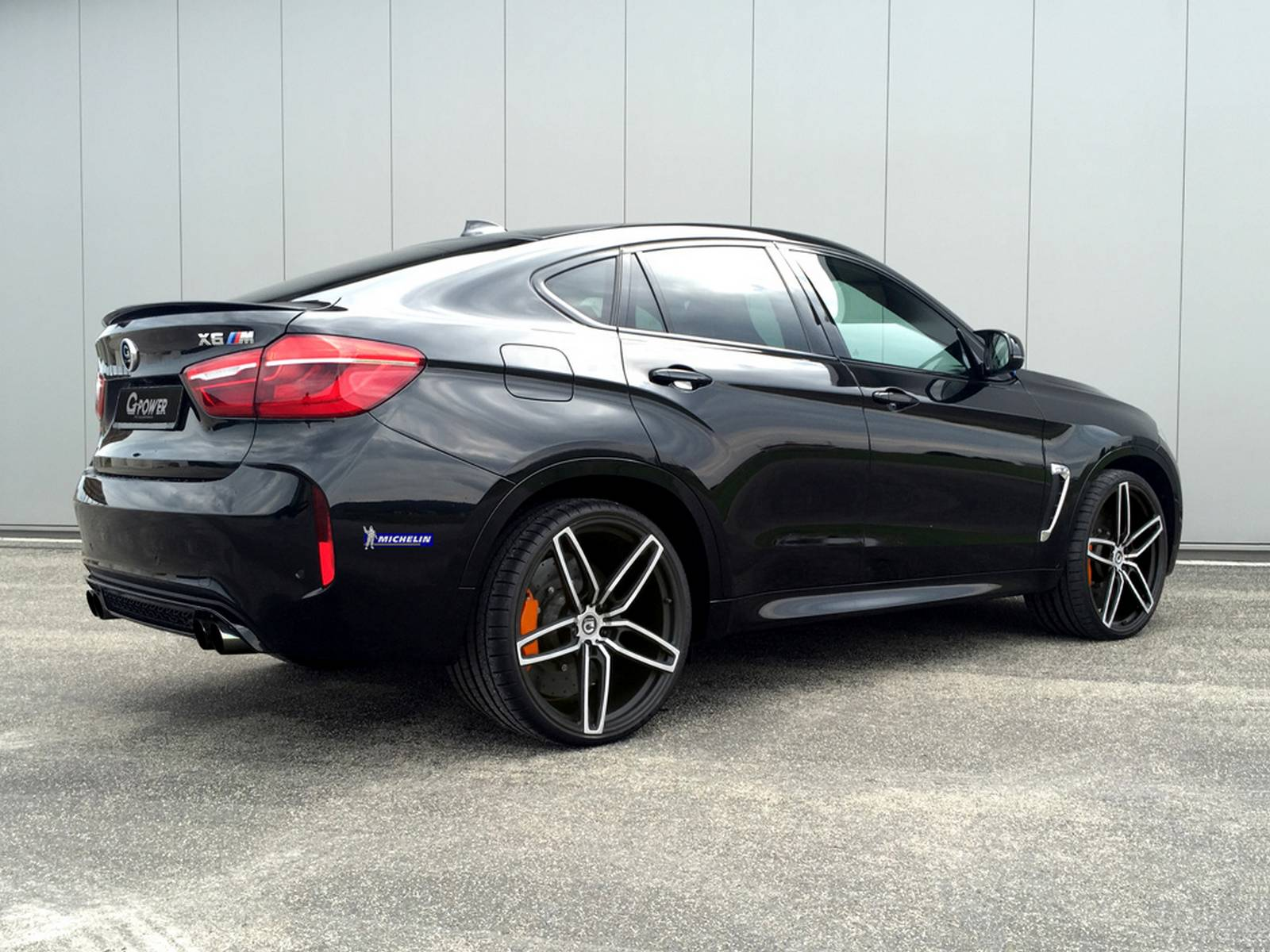 official g power bmw x6 m with 650hp gtspirit. Black Bedroom Furniture Sets. Home Design Ideas