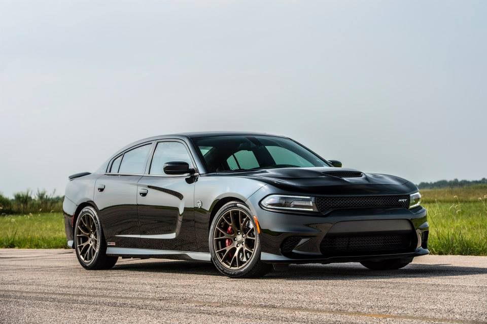 Hennessey Reveals Dodge Charger Hellcat HPE800