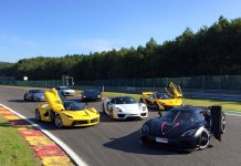Vijverberg Trophy Hypercar Meet at Spa Francorchamps