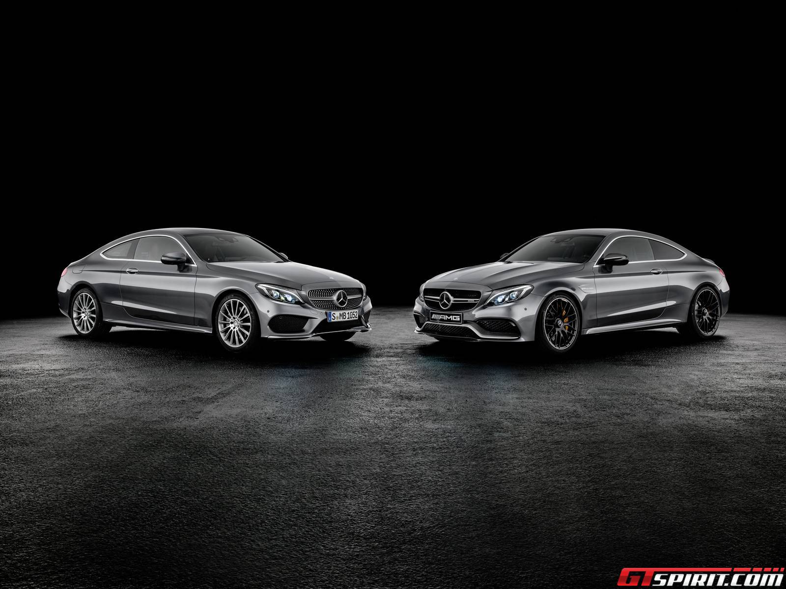 2016 Mercedes-Benz C-Class Coupe Revealed