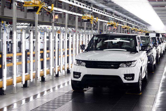 Jaguar Land Rover Slovakia plant