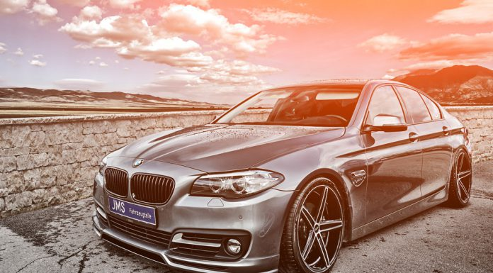 JMS BMW 5-Series front side