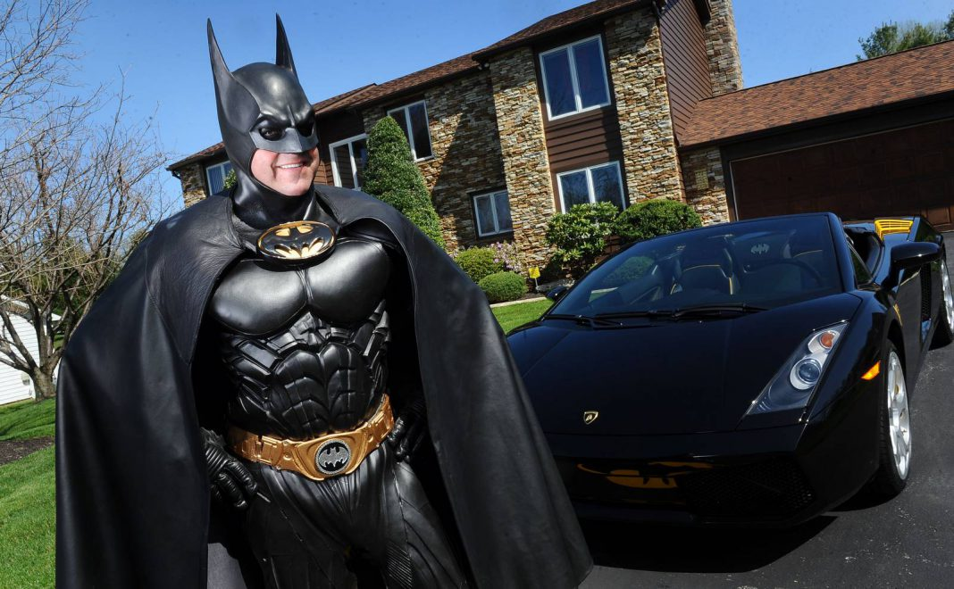 Route 29 Batman Killed After His Batmobile Broke Down