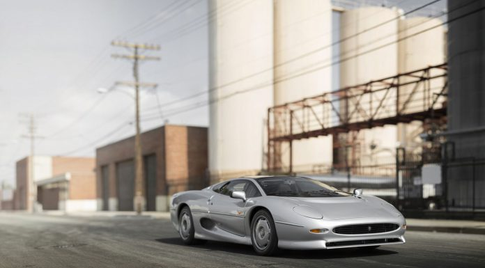Jaguar-XJ220-auction