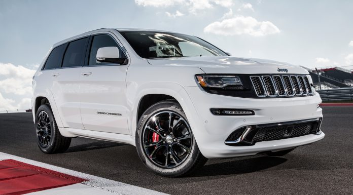 Jeep Grand Cherokee Trackhawk delayed