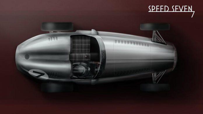 Kahn Design Speed 7 top