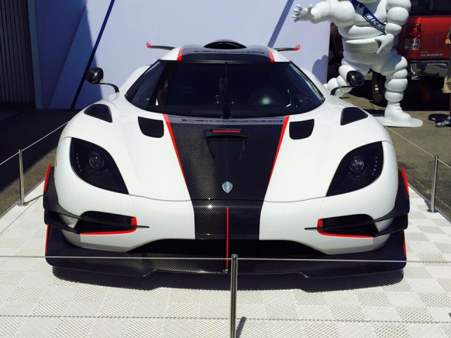 The Final Koenigsegg One:1