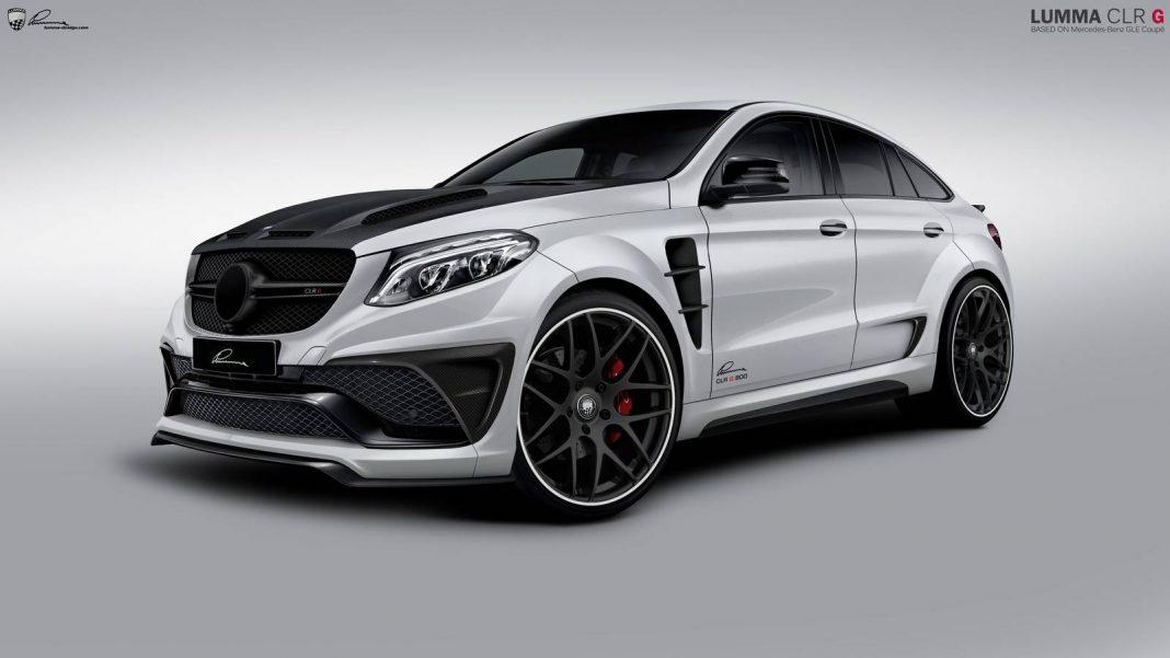 Mercedes-AMG GLE 63 Coupe by Lumma Design