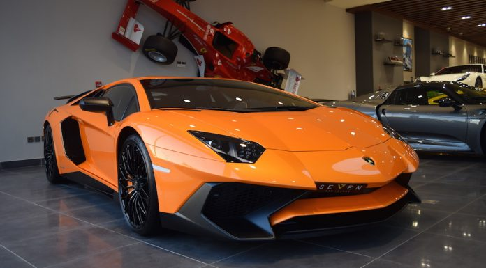 Lamborghini Aventador SV For Sale