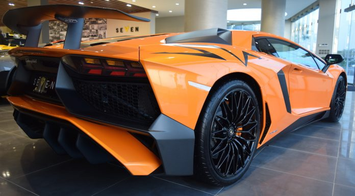 Lamborghini Aventador SV For Sale3