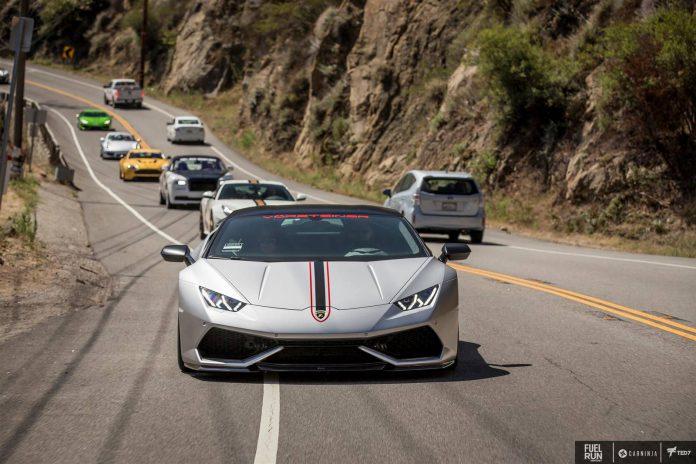 Lamborghini Huracan eyes