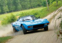 Lancia Stratos auction