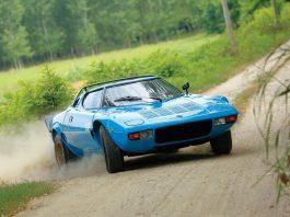 Lancia Stratos auction