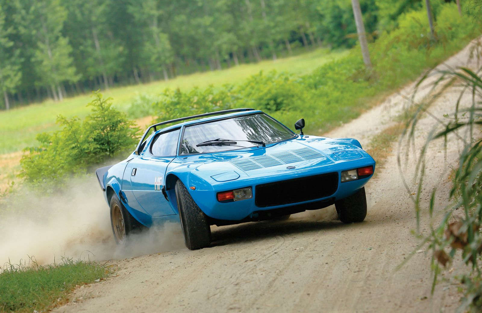 Mclaren For Sale >> RM Sotheby's Selling Blue Lancia Stratos HF Stradale - GTspirit