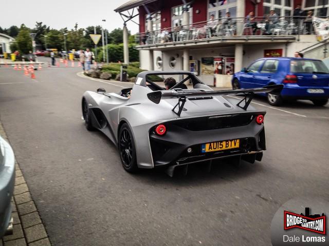 2016 Lotus 3 Eleven
