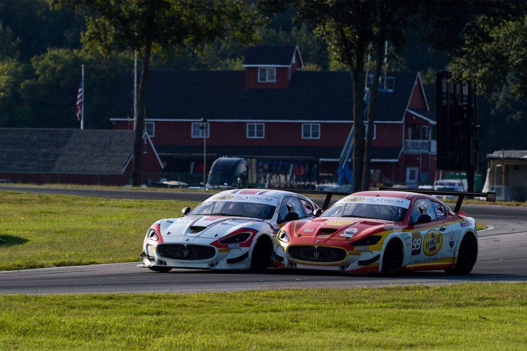 Maserati Trofeo at Virginia International Raceway
