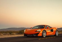 McLaren Sports Series Enters Pre-Production Phase