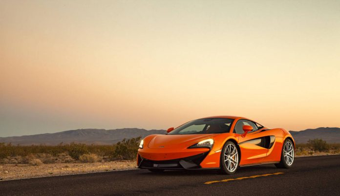 McLaren Sports Series Enters Pre-Production Phase