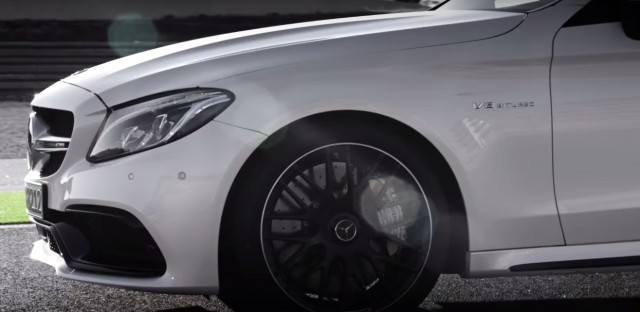 Mercedes-AMG C63 Coupe teaser video