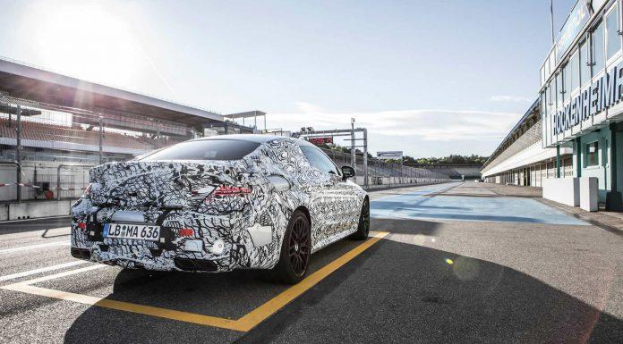 Mercedes-AMG C63 Coupe Teaser
