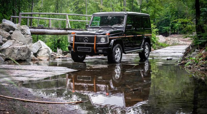 Mercedes-Benz G-Class by Carlex Design front